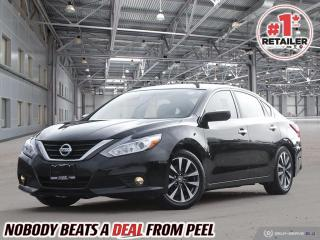 Used 2017 Nissan Altima 2.5 SL for sale in Mississauga, ON