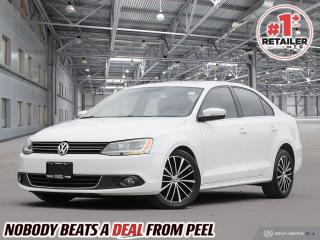 Used 2013 Volkswagen Jetta 2.0 TDI Highline (A6) for sale in Mississauga, ON