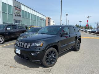 Used 2020 Jeep Grand Cherokee LAREDO ALTITUDE PACKAGE POWER ROOF NAVI H-TED SEAT for sale in Pickering, ON