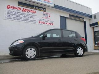Used 2009 Nissan Versa 1.8S for sale in Swift Current, SK
