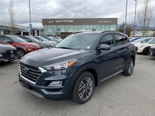 New 2021 Hyundai Tucson Luxury for sale in Port Coquitlam, BC