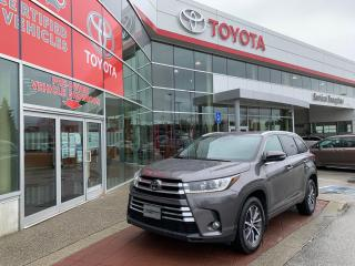 Used 2017 Toyota Highlander XLE for sale in Surrey, BC