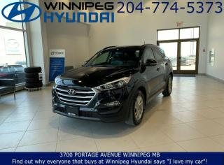Used 2017 Hyundai Tucson SE for sale in Winnipeg, MB