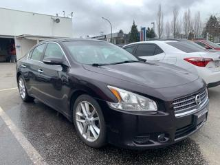 Used 2011 Nissan Maxima SV for sale in Surrey, BC