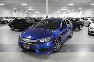 Used 2018 Honda Civic SE I REAR CAM I CARPLAY I LANE KEEP I COLLISION WARNING I BT for sale in Mississauga, ON