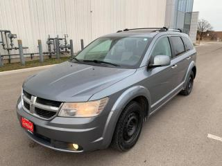 Used 2009 Dodge Journey AWD 4dr R/T for sale in Mississauga, ON