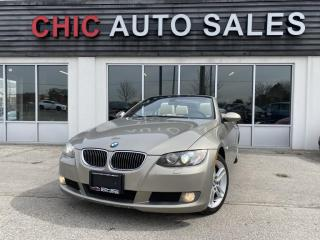 Used 2008 BMW 3 Series 2dr Cabriolet 328i RWD for sale in Richmond Hill, ON