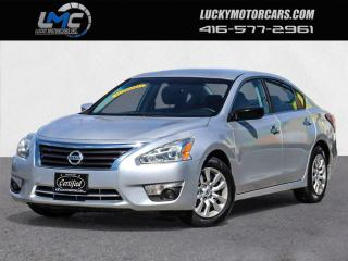 Used 2015 Nissan Altima AUTO-BACKUP CAMERA-BLUETOOTH-WE FINANCE for sale in Toronto, ON
