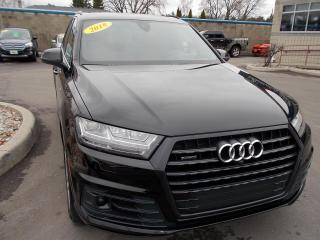 Used 2018 Audi Q7 Sline for sale in Windsor, ON