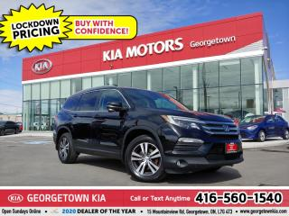 Used 2017 Honda Pilot EX | AWD | BU CAM | SUNROOF | B/T | 94 K | ALLOYS for sale in Georgetown, ON