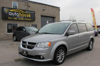 Used 2014 Dodge Grand Caravan 30 YEAR ANNIVERSARY/V6/7 PASS/STOW-IN-GO/ACCIDENT FREE for sale in Newmarket, ON