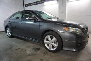 Used 2011 Toyota Camry SE CERTIFIED 2YR WARRANTY *FREE ACCIDENT* CRUISE ALLOYS FOG LIGHTS for sale in Milton, ON