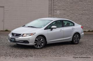 Used 2015 Honda Civic LX Sedan 5-Speed MT Backup Camera, No Accidents for sale in St. Catharines, ON