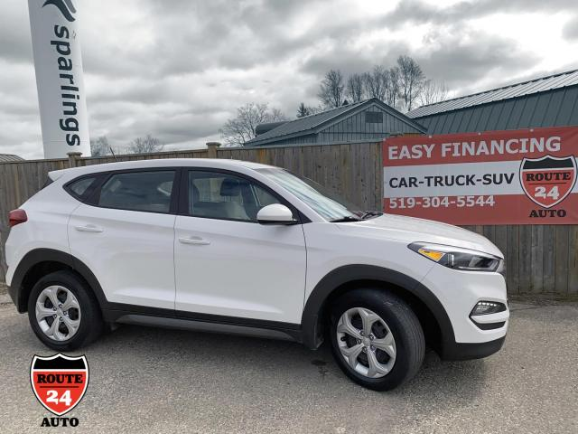 2016 Hyundai Tucson SE Low K's, very clean inside and out