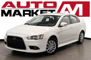 Used 2015 Mitsubishi Lancer SE Certified!Sunroof!WeApproveAllCredit! for sale in Guelph, ON