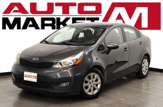 Used 2012 Kia Rio LX Certified!HeatedSeats!WeApproveAllCredit! for sale in Guelph, ON