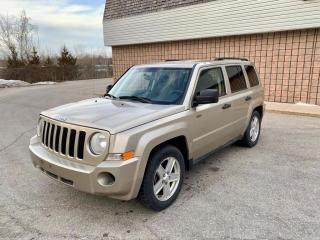 Used 2009 Jeep Patriot Sport | MANUAL | AS-IS | for sale in Barrie, ON