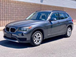 Used 2013 BMW X1 xDrive28i | PANO ROOF | HEATED STEERING | PARK SENSORS | for sale in Barrie, ON