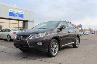 Used 2013 Lexus RX 350 AWD for sale in Calgary, AB