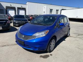 Used 2014 Nissan Versa Note S for sale in Oakville, ON
