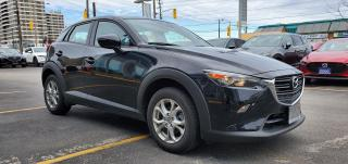 Used 2020 Mazda CX-3 0.99% FINANCE | CPO | GS | LOW KM | CLEAN CARFAX for sale in Scarborough, ON