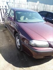 Used 2003 Chevrolet Impala Base for sale in Leamington, ON