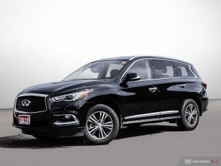 Used 2019 Infiniti QX60 PURE for sale in Ottawa, ON
