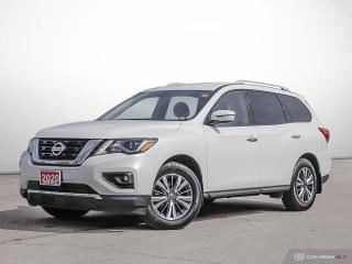 Used 2020 Nissan Pathfinder SV Tech for sale in Ottawa, ON