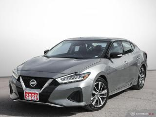 Used 2020 Nissan Maxima SL for sale in Ottawa, ON