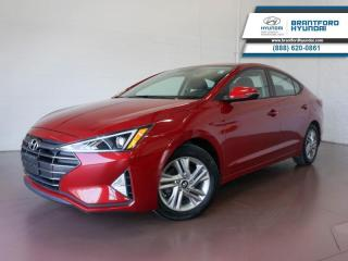 Used 2019 Hyundai Elantra 1 OWNER | FULLY SERVICED HERE | BACK UP CAM for sale in Brantford, ON