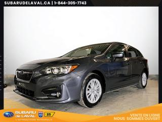 Used 2018 Subaru Impreza 2.0i Tourisme Awd Hatchback **Apple Carp for sale in Laval, QC