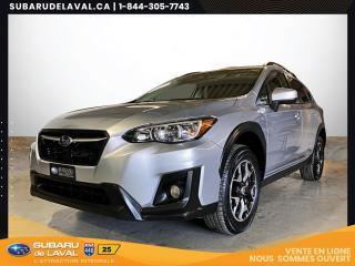 Used 2018 Subaru XV Crosstrek Tourisme Awd ** Apple Carplay ** for sale in Laval, QC