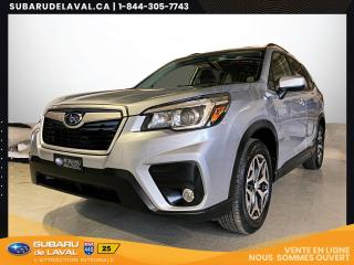 Used 2019 Subaru Forester 2.5i Commodité Awd ** Apple Carplay ** for sale in Laval, QC