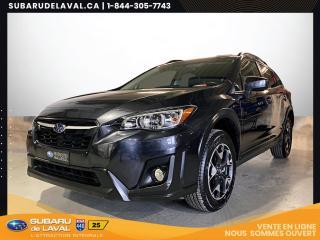 Used 2019 Subaru XV Crosstrek Tourisme Awd ** Apple Carplay ** for sale in Laval, QC