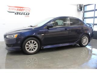 Used 2014 Mitsubishi Lancer AWC SE for sale in Lévis, QC