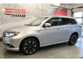 Used 2018 Mitsubishi Outlander SE TOURING PHEV HYBRID S-AWC for sale in Lévis, QC