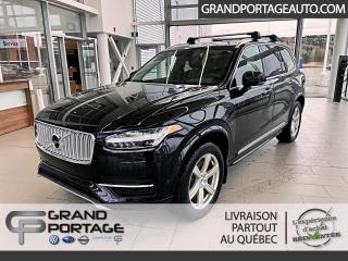 Used 2018 Volvo XC90 T8 Inscription TI Hybrid for sale in Rivière-Du-Loup, QC