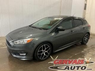 Used 2017 Ford Focus SE Sport Mags Caméra A/C Bluetooth *Ensemble Sport* for sale in Trois-Rivières, QC