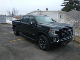 Used 2019 GMC Sierra 1500 AT4 4X4 CREW CAB GPS*TOIT*CAMÉRA for sale in Lévis, QC