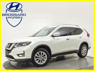 Used 2017 Nissan Rogue AWD SV Tech MAGS GPS Toit ouvrant Cam 360 for sale in Brossard, QC