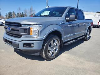 Used 2019 Ford F-150 SPORT, FX4, CREW, 4X4, ECOBOOST for sale in Vallée-Jonction, QC