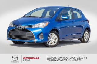 Used 2015 Toyota Yaris LE Automatique Bluetooth 2015 Toyota Yaris LE for sale in Lachine, QC