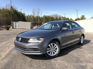 Used 2017 Volkswagen Jetta WOLFSBURG ED. for sale in Cayuga, ON