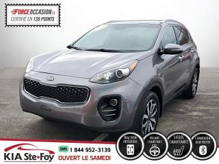 Used 2018 Kia Sportage EX* AWD* CUIR* SIEGES CHAUFFANTS* VOLANT for sale in Québec, QC