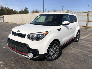 Used 2018 Kia Soul SX for sale in Cayuga, ON