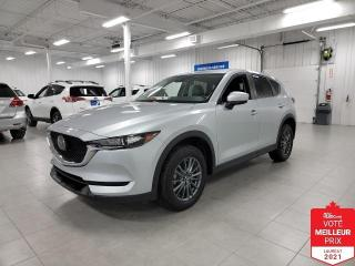 Used 2019 Mazda CX-5 GS AWD - CAMERA + MAGS + JAMAIS ACCIDENTE !!! for sale in St-Eustache, QC