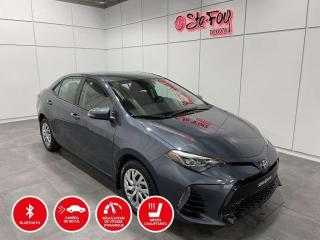 Used 2018 Toyota Corolla SE - SIÈGES CHAUFFANTS for sale in Québec, QC