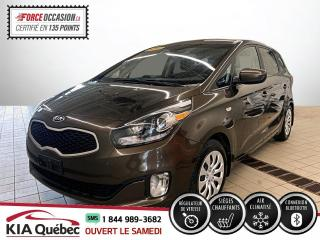 Used 2014 Kia Rondo ** LX * AC * CRUISE *BLUETOOTH *SIEGES C for sale in Québec, QC
