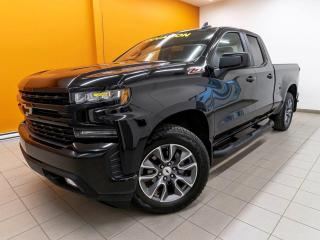 Used 2019 Chevrolet Silverado 1500 RST Z71 4X4 *SIEGES CHAUFF* GR. REMORQ *USB* PROMO for sale in St-Jérôme, QC