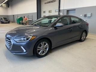 Used 2018 Hyundai Elantra GL SE BA for sale in Joliette, QC